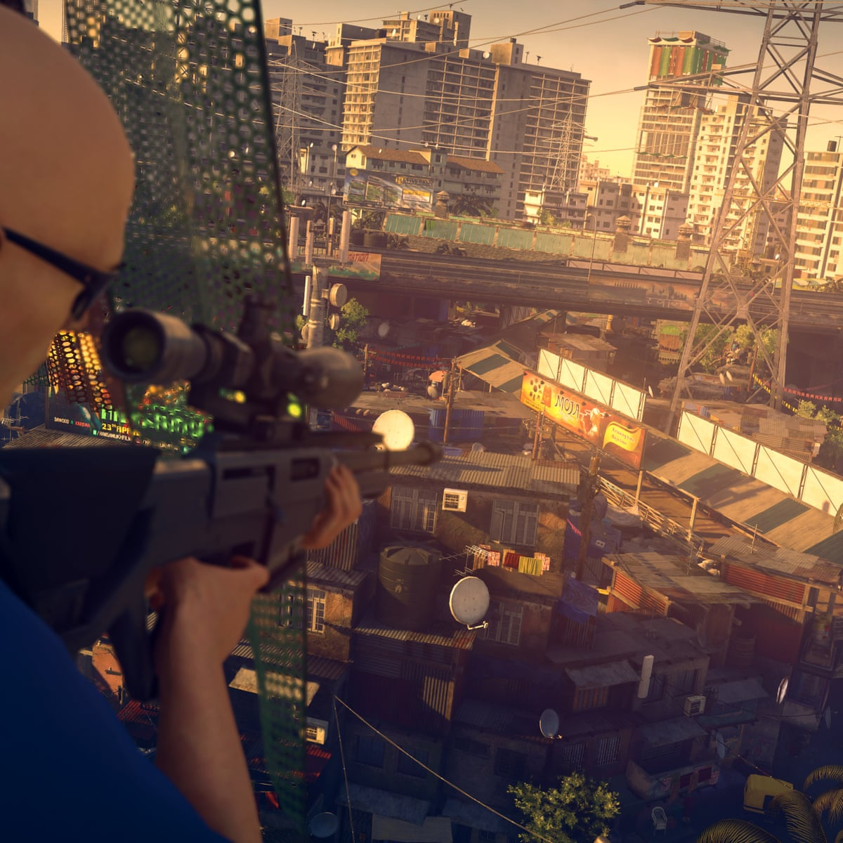 Hitman 2 Review Virtual Violence Takes A Stealthy Turn Games