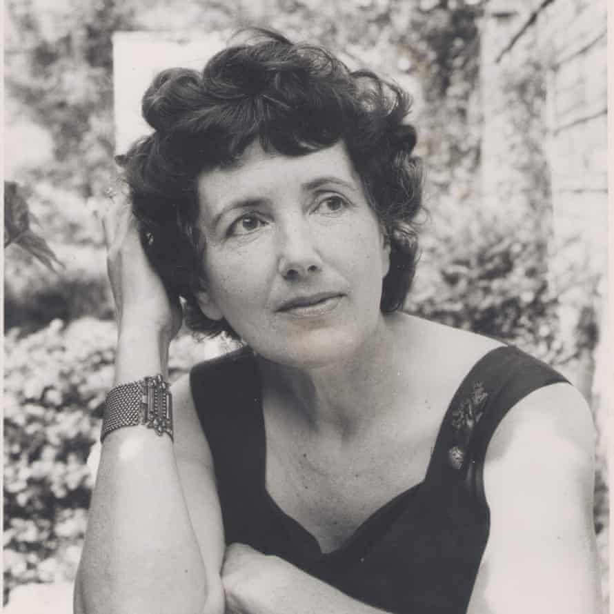 Patience Gray in 1959, when she was editor of the Observer's new woman's page.