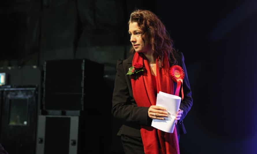 Sarah Champion was advised to accept extra police protection following threats.