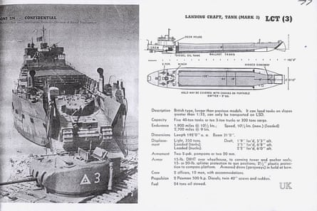 A contemporary publication about the Landing Craft Tank