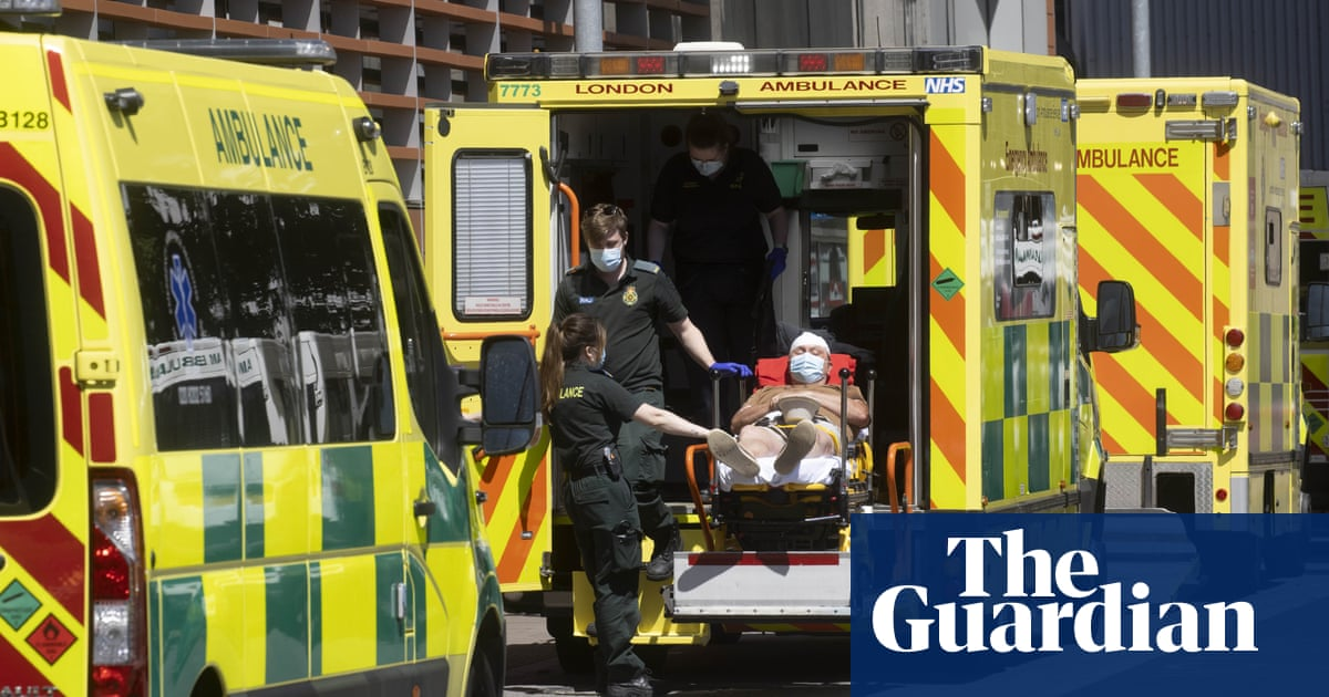 Tuesday briefing: 'We cannot expect NHS to recover alone'