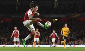 Arsenal's Héctor Bellerín