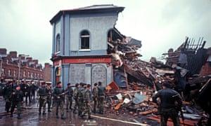 IRA bombing 1974