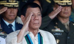 Duterte's drug war in the Philippines is out of control, he