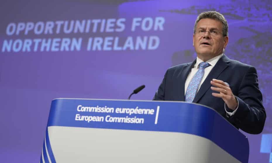 Maroš Šefčovič, vice-president of the European Commission