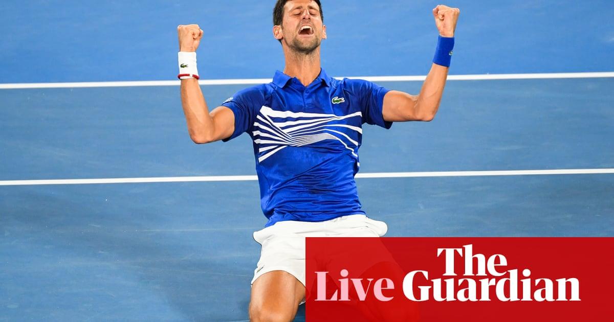 Novak Djokovic Beats Rafael Nadal To Win Australian Open Men S Final