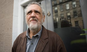 Barry Crimmins in 2017