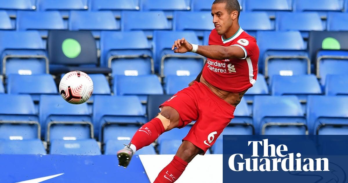 Liverpools Thiago Alcântara tests positive for Covid-19