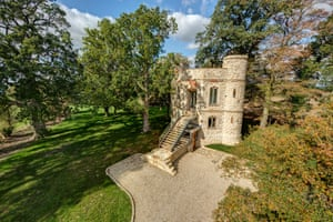 Fantasy Castles: Dinton, Buckinghamshire