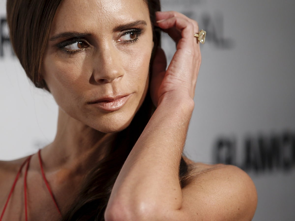 From Posh To Classy How Victoria Beckham Won Over Fashion World Victoria Beckham The Guardian