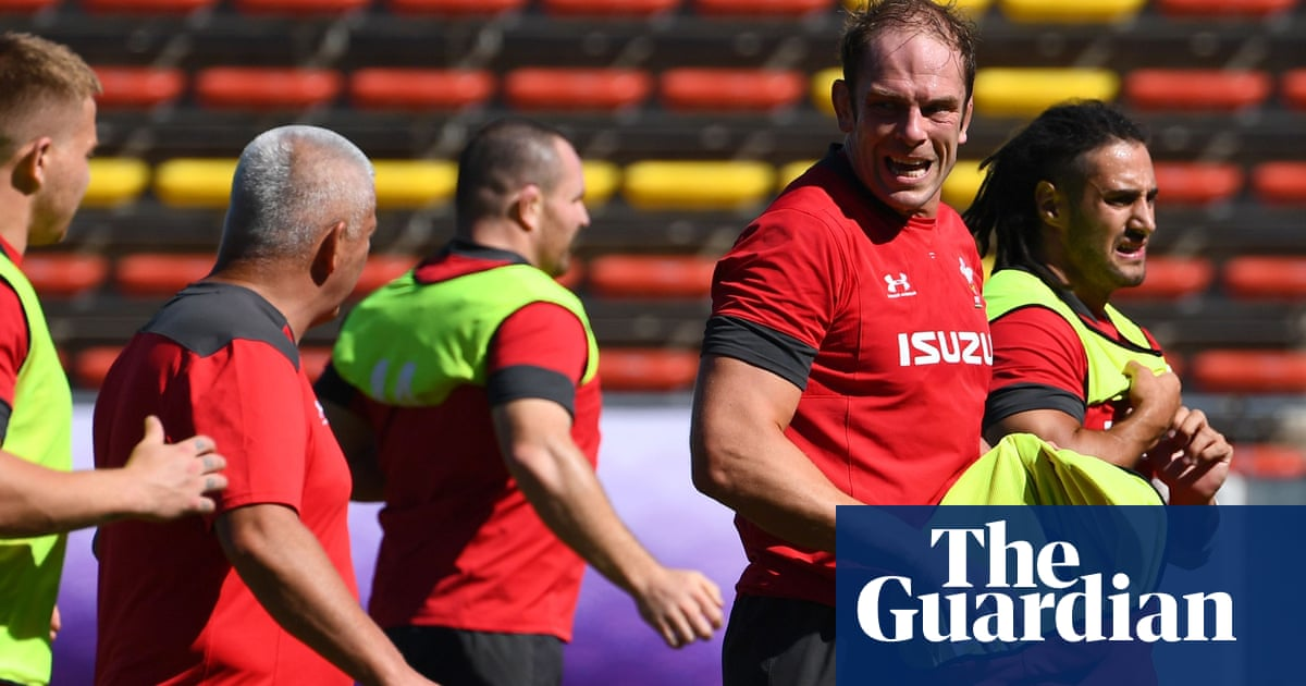 Wales focus returns to pitch with brutal training session before Georgia match