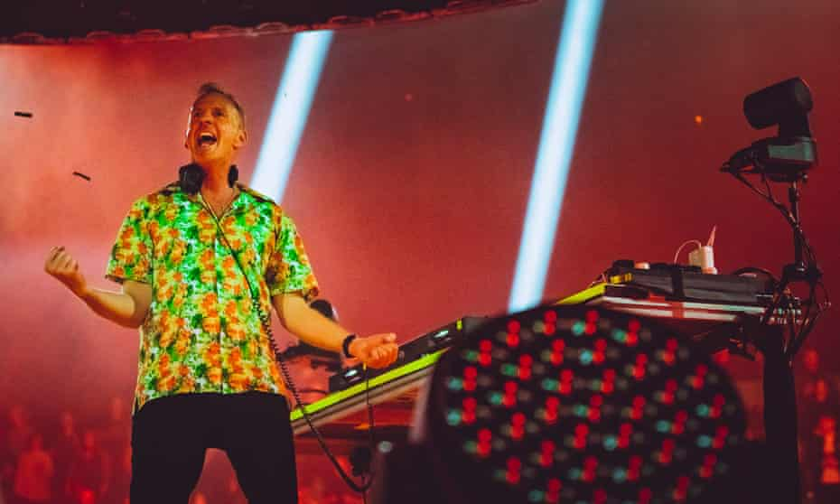 Fatboy Slim will be playing a fundraising gig at the Social next weekend. 'How could we let it slip away,' he said