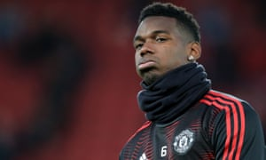 Can the relationship between Manchester United and Paul Pogba, here looking dejected before spending Sunday on the bench at Anfield, be fixed?