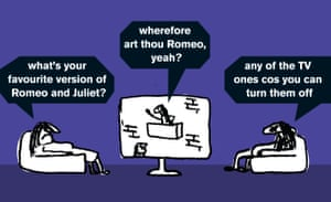 The Guide Modern Toss 20/03/21 ROMEO AND JULIET