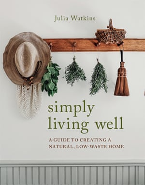 Simply Living Well book cover