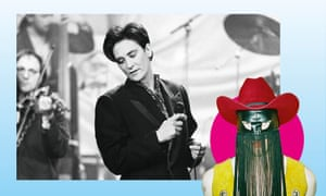 kd lang and Orville Peck