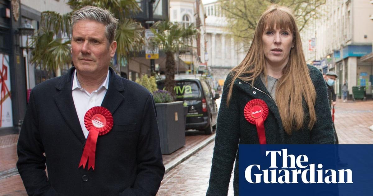 Starmer faces backlash over sacking of Angela Rayner after election losses