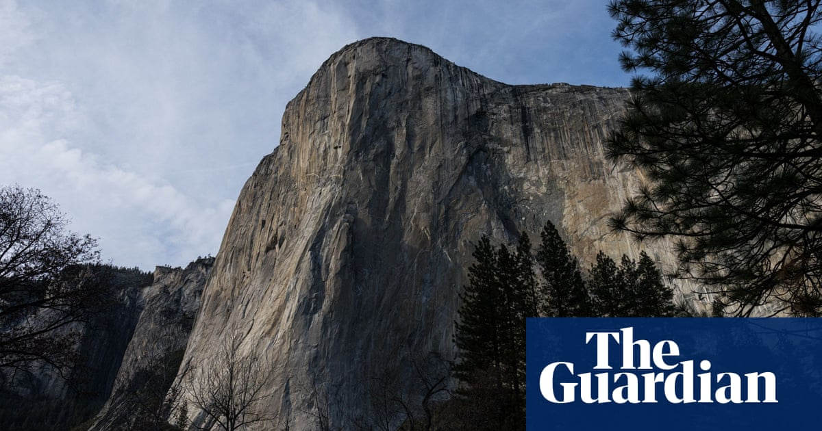Dierdre Wolownick becomes oldest woman to climb Yosemite's El Capitan