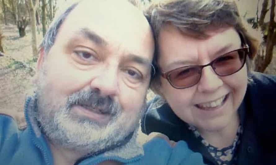 Tony and Sharon Linford