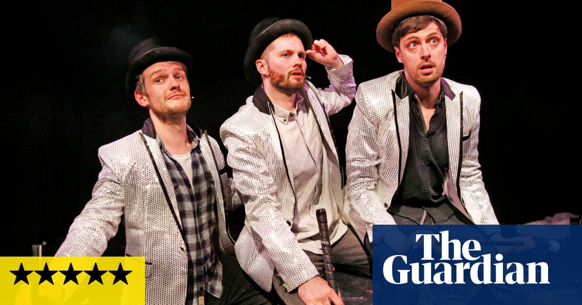 Sheeps: Live and Loud Selfie Sex Harry Potter review – sorrowful, silly, utterly sublime