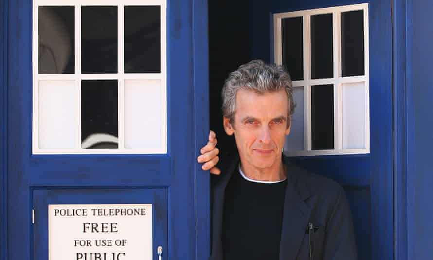 Peter Capaldi is leaving as Doctor Who.
