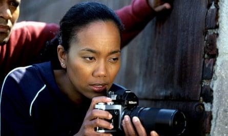 Sonja Sohn – Detective Kima Greggs in The Wire