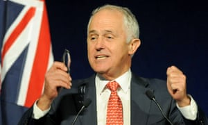 Prime Minister Malcolm Turnbull speaks at the Liberal Party State Council