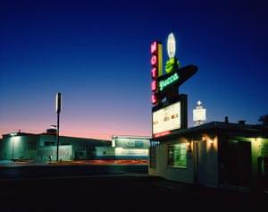 The Yucca Motel
