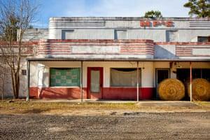 Truckstop café, Etowah County, Al. 2013