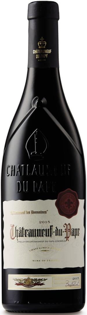 Aldi's Domaine Lou Fréjou Chateauneuf-du-Pape 2015