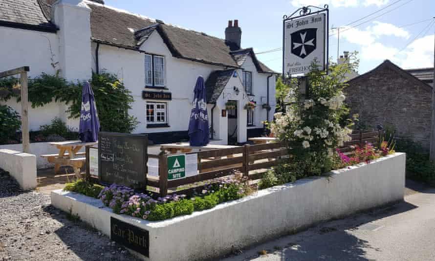 St John Inn, St John, Torpoint, Cornwall