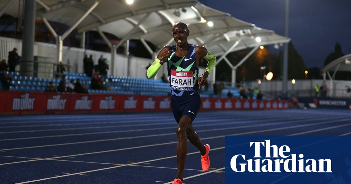 Mo Farah fails in last-ditch attempt to book Team GB Olympics place