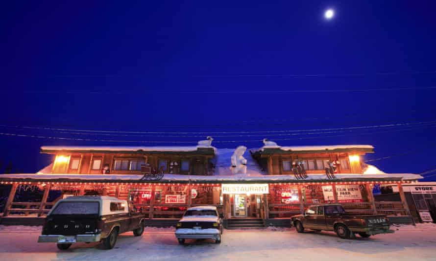 The couple chartered a private plane to Beaver Creek, a tiny Yukon settlement.