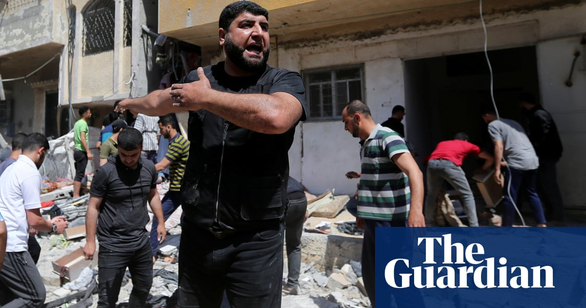 'There is no safe place in Gaza': Israeli strikes terrify inhabitants