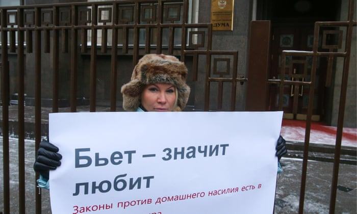 Date Russian girl Every Forty Minutes A Woman Dies From Domestic Violence