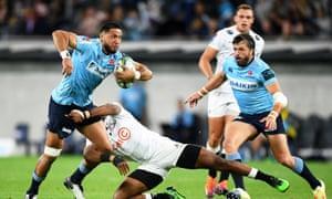Super Rugby, Waratahs v Sharks