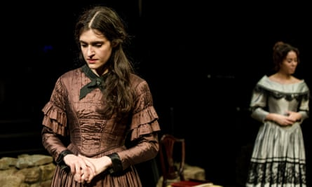 Phoebe Pryce in The Tenant of Wildfell Hall.