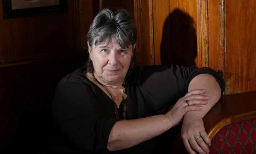Author Susan Hill.