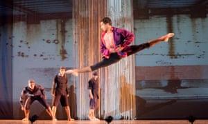 Ballet Cymru's Romeo And Juliet
