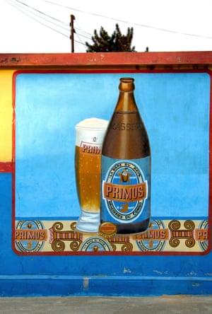 Primus beer painting