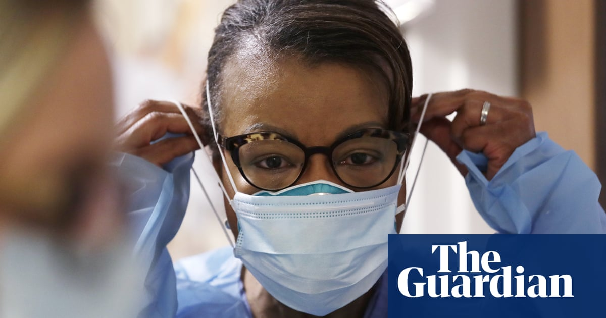 'It's a little late': US orders healthcare worker protections after thousands die