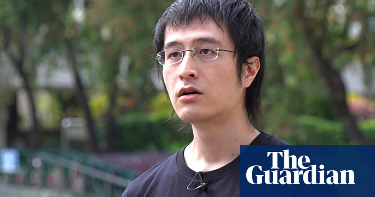 Hong Kong protest pair swept up in national security crackdown plead guilty