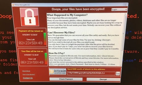 The five: ransomware attacks