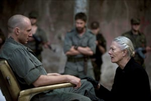 Ralph Fiennes and Vanessa Redgrave in the 2011 film adaptation of Coriolanus