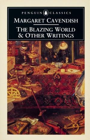 Margaret Cavendish, The Blazing World, Penguin Classics covers