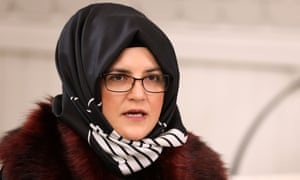 Hatice Cengiz said she understood Newcastle fans' desire for new owners but said the Saudi-backed takeover was not in the club's best interests.