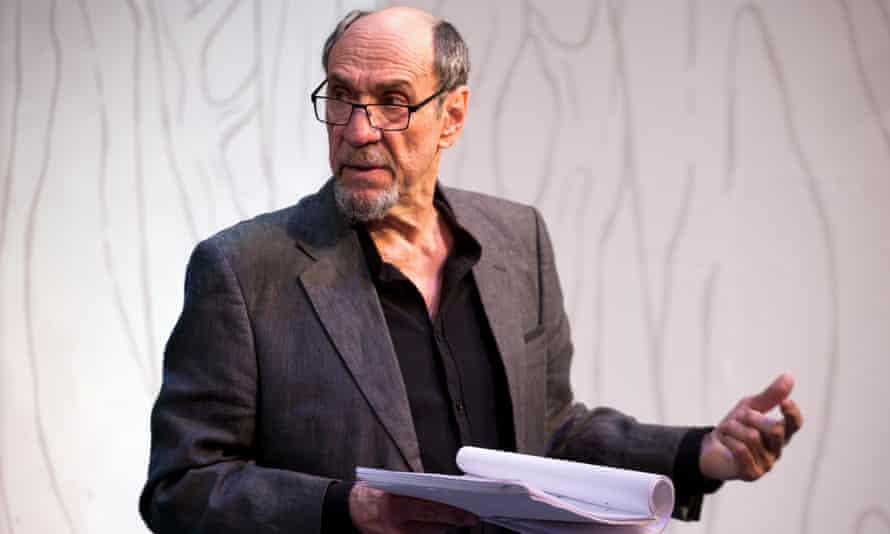 Delight in the detail … F Murray Abraham.