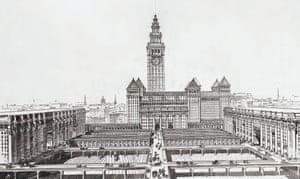 Grand Central Terminal - McKim, Mead and White, 1903