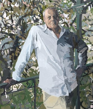 Bruce Beresford at home in Birchgrove, 2018 by Zoe Young