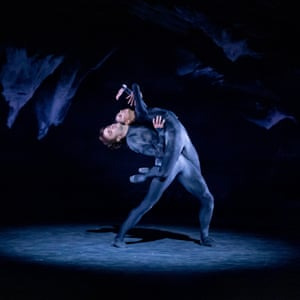 Inferno from the Dante Project by Wayne McGregor, performed in LA summer 2019.